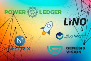 Blockchain news roundup (February 7, 2018): Genesis Vision, Stellar, LaLa World, Matrix AI Network, Power Ledger, Lino