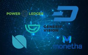 Blockchain news roundup (February 17, 2018): Dash, Genesis Vision, Power Ledger, Monetha, Bits.Farm, Ontology