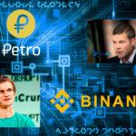 Crypto news in brief (February 21, 2018): Vitalik Buterin, Binance, PayPal CFO John Rainey, Venezuela