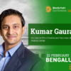 PR: Founder and CEO at the banking platform Cashaa will participate in Blockchain & Bitcoin Conference India