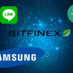 Crypto news in brief (January 31, 2018): LINE, Samsung, Bitfinex, Tether, South Korea