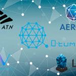 Blockchain news roundup (February 1, 2018): ATN, Qtum, VeChain, Lisk, Aeron