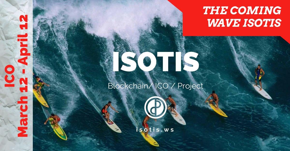 PR: Blockchain for freelancers ISOTIS - the first