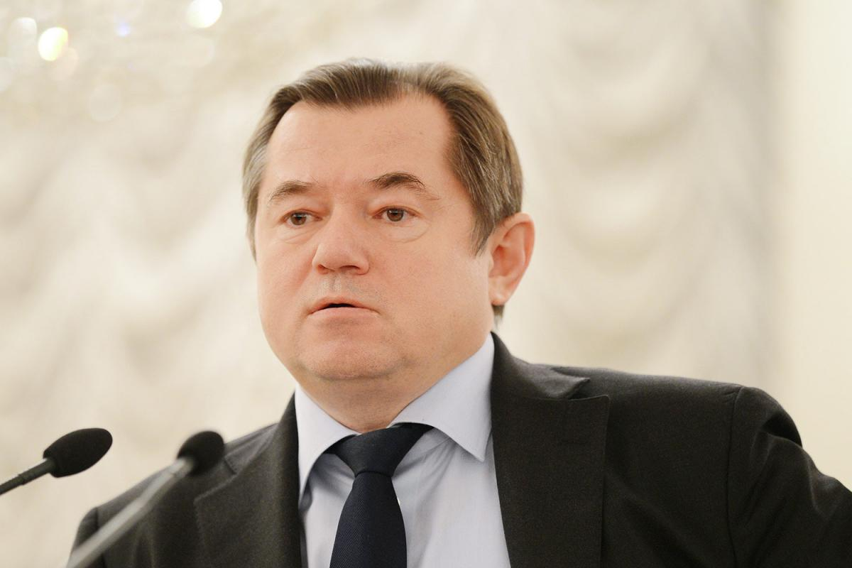 Sergey Glazyev - politician today 73
